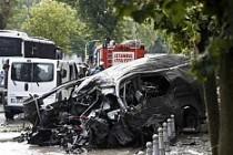 Terör yine İstanbul'u hedef aldı: 11 şehit