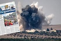Cerablus harekatı İngiliz medyasında