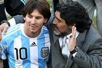 Maradona'dan ilginç Messi açıklaması