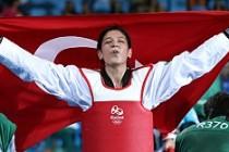 Rio 2016'da Nur Tatar'dan bronz madalya