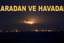 TSK, Cerablus'a askeri harekat başlattı