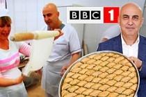 BBC 1 Televizyonu Türk Baklavasını tanıttı
