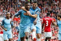 Dev derbinin galibi Manchester City