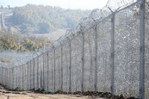 Calais'de inşa edilen duvara tepki