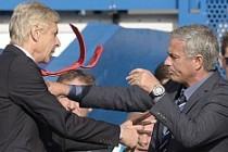 Mourinho ile Wenger yumruklaşacak mı?
