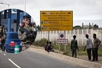 Mültecilere karşı 'Büyük Calais duvarı'