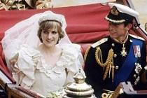 Prenses Diana'nın düğün pastası satılıyor