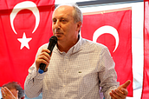 CHP'li Muharrem İnce Londra'dan hükümeti hedef aldı