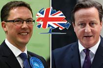 David Cameron'ın koltuğu yine Muhafazakar Partide