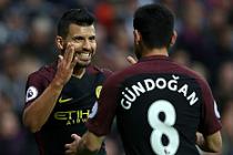 Manchester City, İlkay Gündoğan ile farka gitti