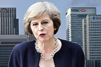 May hükümeti Brexit'in faturası ile yüzleşiyor