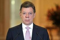 Nobel Barış Ödülü Juan Manuel Santos'un