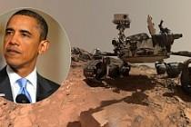 Obama'dan Mars'a seyahat planı