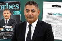 Avrupa'nın zirvesindeki işadamı Mahiroğlu, Forbes'in kapağında