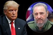 Castro için 'Zalim diktatör' diyen Trump'tan Kuba'ya tehdit
