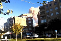 Diyarbakır'da terör saldırısı, şehitler var