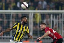Fenerbahçe, Manchester United'a fırsat vermedi