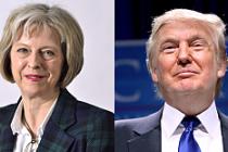 İngiltere Başbakanı May'dan Trump açıklaması