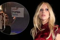 Lady Gaga, Trump'ın 'kapısına dayandı'
