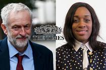 İngiliz gazeteden Corbyn'e, PKK lobisini desteklediği iddiası