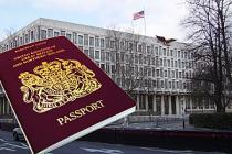ABD'nin Londra Büyükelçiliği vizeleri askıya aldı