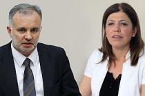 HDP'li Bilgen ve Beştaş gözaltına alındı