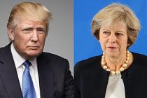 İngiltere-ABD ilişkilerinde 'Trump-May' dönemi
