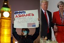 May'in Trump daveti siyasi krize dönüştü