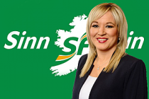 Sinn Fein Partisi'ne kadın lider