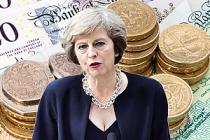 Başbakan 'Brexit'i konuştu sterlin dibe vurdu