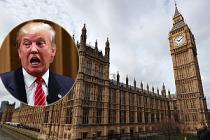 Trump'a karşı İngiltere'den 1 milyon imza