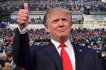 Trump için 200 milyon dolarlık devir teslim töreni