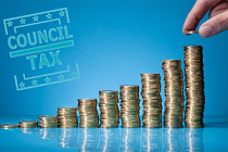Belediyelerin 'council tax' artış oranı belli oldu