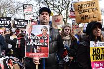Trump'a en sert tepki Londra'dan