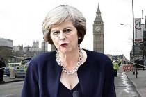 Başbakan May'den  saldırganla ilgili ilk açıklama!