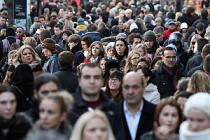 Britanya'nın nüfusu 70 milyona dayandı