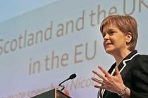 İskoç lider ikinci referandum için tarih verdi!