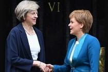 İskoçya'nın bağımsızlık referandumu talebi Londra'da