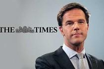 The Times'dan Hollanda başbakanına eleştiri