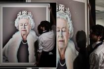 Kraliçe'nin portresine biçilen fiyat!
