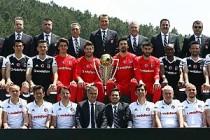 Şampiyon Beşiktaş'ın üç yıldızlı fotoğrafı
