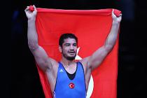 Taha Akgül, Avrupa, Dünya ve Olimpiyat Şampiyonu