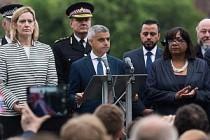 Londra Belediye Başkanı Khan'dan teröristlere sert tepki!