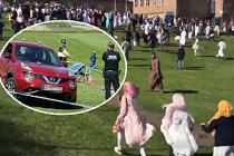İngiliz Polisinden Müslümanların arasına dalan araçla ilgili önemli açıklama