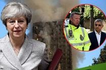 İngiltere'de Hükümete 'yangın' ertelemesi