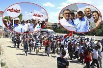 Kılıçdaroğlu'nun 'Adalet' Yürüyüşü Kahramankazan'da