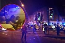 Londra'da teravih çıkışında araçla saldırı!