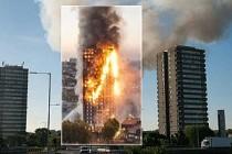 Londra'da yanan bina hakkında şok iddia!