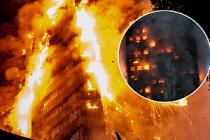 Londra'daki büyük yangında ölü sayısı açıklandı