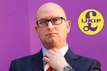 Seçimde destek kaybeden UKİP lideri istifa etti